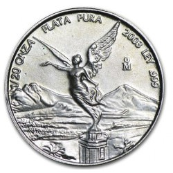 1/10 troy oz silver MERCURE