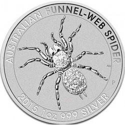 1 oz ARGENT SPIDER 2015