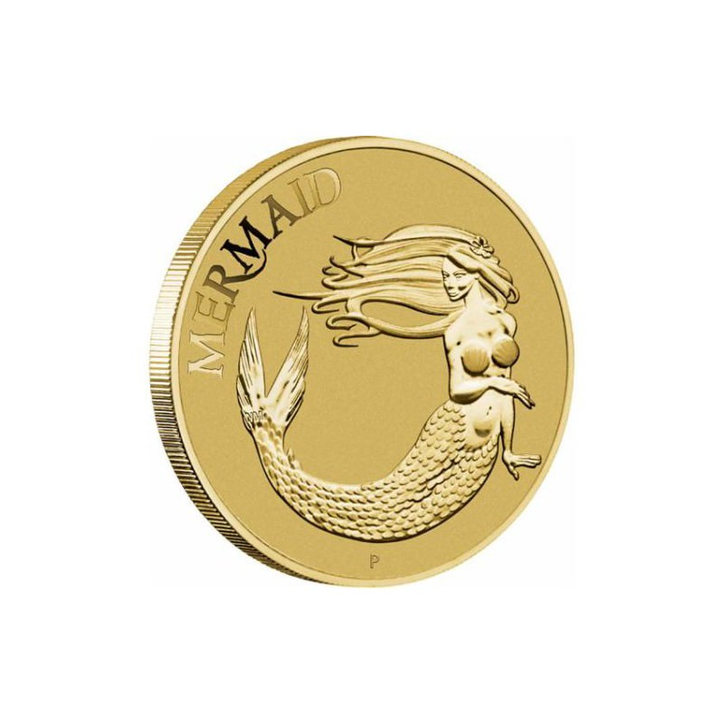 Young Collectors 2011 Mythical Creatures 1 Coin