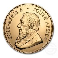 Krugerrand 1/2 oz gold