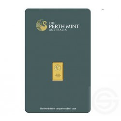 BAR 1 gram PERTH MINT
