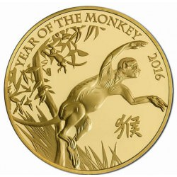 Or 1 oz gold U.K. HORSE 2014