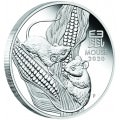 SILVER 2020 Year of the Mouse 1 oz PROOF $1