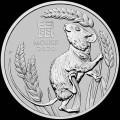 1 oz Platinum KOALA $100