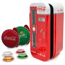 Coca Cola Sprite Fanta Bottle Cap 2020 VENDING MACHINE 6 gram Silver Proof Coin $1