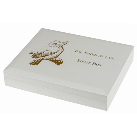 COIN CASE for 1oz KOOKABURRA