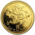 Perth Mint 2012 $100 Year of the Dragon 1 oz gold Proof NGC MS69 ULTRA CAMEO Box + Coa