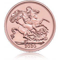 UK DOUBLE GOLD SOVEREIGN 2020