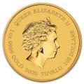 Perth Mint JAMES BOND 007 2020 1oz GOLD BULLION COIN $100