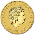 PM 1 oz GOLD NUGGET 2020 BU $100 Australia