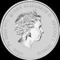 Perth Mint 1 oz silver HOMER SIMPSON 2019 D'OH!