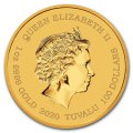 Perth Mint JAMES BOND 007 2020 1oz GOLD BULLION COIN $100