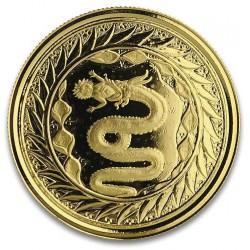 1 oz GOLD The Serpent of MILAN2020 20Tala