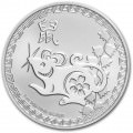 1 oz silver RAT NIUE 2020 $2