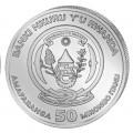 1 oz SILVER RWANDA NAUTICAL VICTORIA 2019