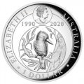 PM Australian Kookaburra 2020 1oz Silver Proof High Relief Coin