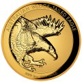 PM Australian Wedge-Tailed Eagle 2020 5oz Gold Proof High Relief Incused Coin