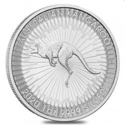buy-back *** 1 oz silver KANGAROO ***