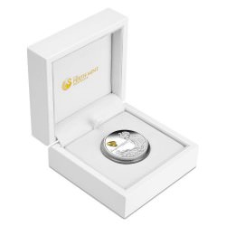 Wedding 2021 1oz Silver Proof Coin Marriage