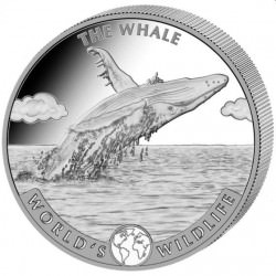 1 oz silver WW The WHALE 2020 BU 20FR