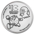 NIUE 1 oz silver PAC-MAN 40th ANNIVERSARY 2020 $2