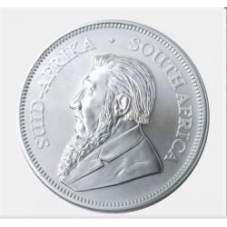 1 oz silver KRUGERRAND 2018 BU