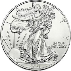 US EAGLE 2015 - 1 oz silver