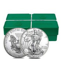MONSTER BOX 500 x 1 oz US Eagle 2018