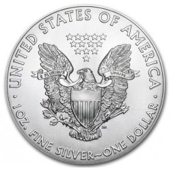 1 oz silver US EAGLE 2015