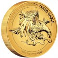 Australian Wedge-Tailed Eagle 2020 1oz Gold High Relief Coin