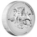 PM Australian Wedge-Tailed Eagle 2020 1oz Silver High Relief Coin