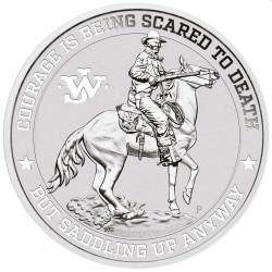 PM 1 oz silver JOHN WAYNE The Duke 2020 $1