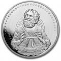 Solomon Islands 1 oz silver 3.14 NUMBER PI 2021 BU $3.14