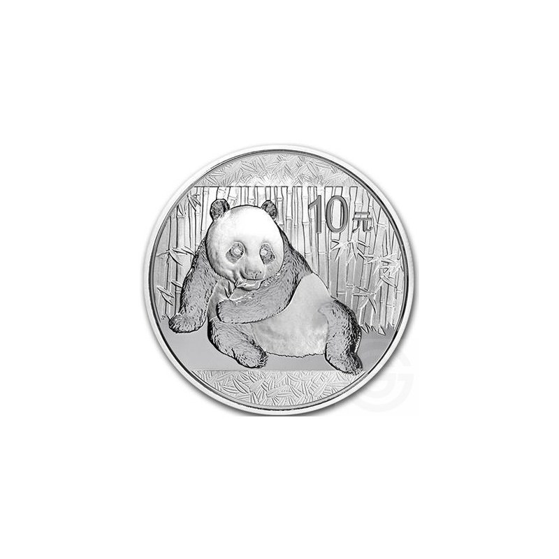 1 Oz Argent Panda 2015 Goldsilver Be