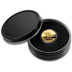 Niue 1 oz gold GODZILLA 2021 BU $250 Box +coa