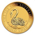 PM 1 oz GOLD SWAN 2021 $100