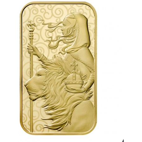 1 oz GOLD Bar 007 NO TIME TO DIE