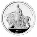 UK 2 oz silver The GREAT ENGRAVERS 2019 WILLIAM WYON £5 UNA & THE LION