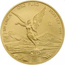 1/4 oz gold LIBERTAD 2020