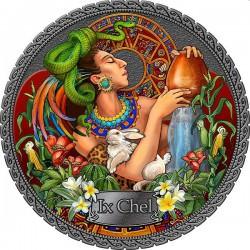 Ghana 2021 Ix Chel Goddesses of Health 50 gr 5 Cedis