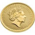 1/2 oz gold BRITANNIA 2021 £50