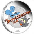 The Simpsons Maggie 2019 1oz Silver Proof Coin