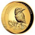 Perth Mint 2 oz gold KOOKABURRA 2021 $200 Proof High Relief