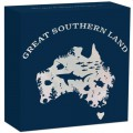 Great Southern Land 2021 1oz Silver Proof Mother of Pearl Coin
