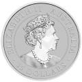 Perth Mint 1/10 oz PLATINUM KOOKABURRA 2021 BU $15