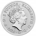 1 oz silver MYTHS & LEGENDS 2021 £1 ROBIN HOOD