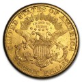 Gold US Gold DOUBLE EAGLE 1883 S $20