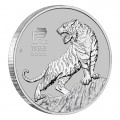 PM PLATINUM 1 oz TIGER 2022 $100 Australia