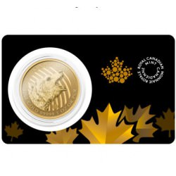1 oz gold ROARING GRIZZLY 2016 carte titrage