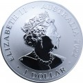 RAM MOST DANGEROUS 1 oz silver SCORPION 2022 $1